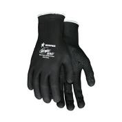 MCR Safety Ninja BNF Fully-Coated Nitrile Gloves, 15 ga, Medium