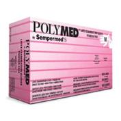 WP000-PT PM103 PM103 Polymed PF Latex Glove Medium 100/Bx Sempermed Usa Inc