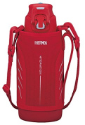 thermos vacuum insulation sports bottle 0.8L red FFZ-800F R