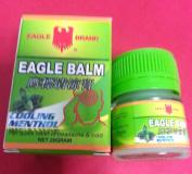 Eagle Brand Eagle Balm Cooling Menthol - 20gms 鹰标清凉膏 - 20 克