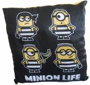 Despicable Me 0.9mMinions Life' Cushion 30cm