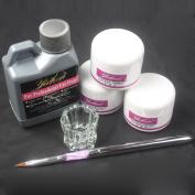 WindMax® US Store New Nail Beauty Art Kit #46 Acrylic Liquid Powder Pen Dappen dish set