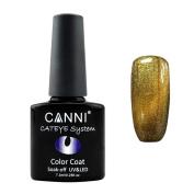 Creazy #51024 7.3ml nail cat design colour UV UV / LED Chameleon Cat eye Glue