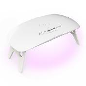 Norwheel Mini 6W LED UV Nail Dryer Curing Lamp for Fingernail & Toenail Gels Based Polishes