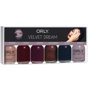 Velvet Dream 6 Pix Kit by Orly