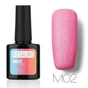 Matte Nail Polish,vmree UV LED Gel Polish Candy Colour Long Lasting Nail Art Gel Polish