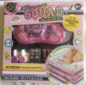 #Sleepover Squad Deluxe Spa Kit