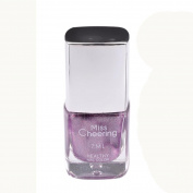Dingji Nail Effect Nails Art Nail Powder No Polish Foil Glitter Silver
