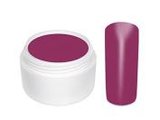 Purenail Colour Nail Gel 5 Ml - Matte Purple - Matte Gel