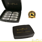 Magnetic Eyelashes, selling BEST in U.S.A comes with Premium Package and 2 Pairs (8 Pieces) of Reusable Original Lashes
