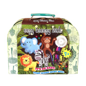 The Original Kids Sewing Kit. My First Safari Sewing Kit, Beginning Sewing Set for Kids, Unisex Beginners Learn to Sew Set