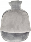 Vagabond Bags Ltd Grey Cuddle Foot Warmer Single Pouch, 2 Litre
