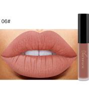LOUSHI Beauty New Lip Lingerie Matte Liquid Lipstick Waterproof Lip Gloss Makeup 12 Shades