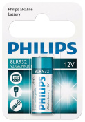 Philips Special Alkaline 12 V A23 Battery (Card of One) - Type A23