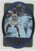 Shaquille O'Neal (Basketball Card) 1996-97 SPx - [Base] - Gold #35