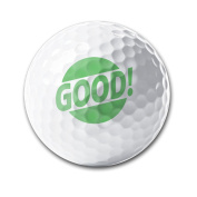 Good Professional Practise Golf Balls Kids Novelty Gifts For Dad's Day Outdoor Or Field Playing