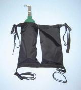 Fab Enterprises Wheelchair Accessory, Mini Oxygen Tank Holder