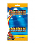 BLAZE AND THE MONSTER MACHINES Box of 24 coloured jumbo crayons