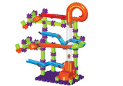The Learning Journey 266823 Techno Gears Marble Mania Catapult Building Set