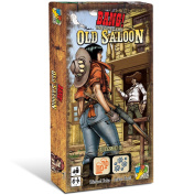 DV Games DVG9112 – Bang! The Dice Game Old Saloon – Expansion of The Dice Game