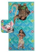 Disney Moana Cotton Bath Towel/Washcloth Set