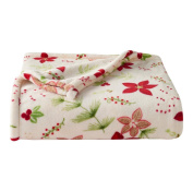 Throw Blanket Plush Super Soft and Cosy Oversized 150cm x 180cm