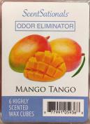 ScentSationals Odour Eliminator Mango Tango Wax Cubes, 60ml