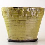 Sparkling Apple Cider Vintage Vase Swan Creek Candle (Colour