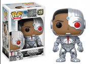 Pop Justice League Movie Cyborg Vinyl Figure