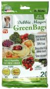 Debbie Meyer GreenBags Freshness-Preserving Food/Flower Storage Bags
