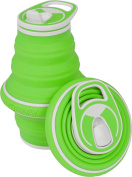 HYDAWAY Collapsible Pocket-sized Travel Water Bottle - 620ml