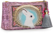 Honey Bunny Small Tassel Pouch