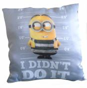 Despicable Me 0.9mI Didn't Do It' Cushion 30cm