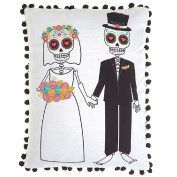 The Day of the Dead Pillow