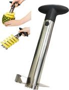 Pineapple Corer Slicer Cutter Peeler Stainless Steel Kitchen Tool