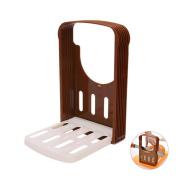 GuDoQi Foldable Bread Slicer Kitchen Slicing Guide Toast Slice Baking Tools