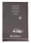 Silver Bullet Movie Poster Fridge Magnet