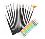 Dotting Pen Tool Nail Art Tip Dot Paint Manicure kit
