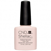 Creative Nail Design Shellac UV Colour Coat, 740ml