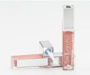 The Lano Company Lip Gloss Twist Top, Caribbean Coral, 0.25 Fluid Ounce