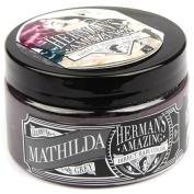 Herman's Amazing Vegan Semi-Permanent Direct Hair Colour Dye (120ml) Mathilda Granny Grey
