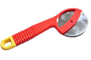Pizza Cutter Wheel with Protective Blade Guard, Super Sharp and Easy To Clean Slicer, Stainless Steel Pizza Cutter.