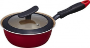 evercook (ever Cook) with the nowadays Japanese food bun IH-adaptive 18cm red one year guarantee