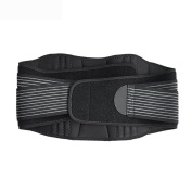 MIAO Waist Trimmer-Men and Women Thin Breathable Sports Belt.Basketball / Squat / Weightlifting Training Protector