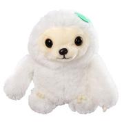 Skyoo 40 cm Cuddly Plush Sloth Stuffed Animal Doll Toy Perfect Gift for Halloween Christmas present Child and Girl
