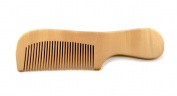 The Dida World Bath – Children's Wooden Comb, Natural Colour