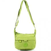 LeahWard Women's Nylon Water Proof Shoulder Bag Light Weight Small Handbag For Women