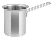 Inoxpran 9610 Long Handle, Steel Milkpan, Grey
