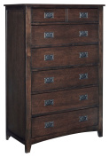 Ashley Furniture Signature Design - Strenton Chest of Drawers - Casual Classic Dresser - Brown
