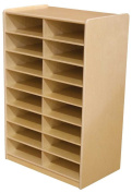16-Letter Tray Storage Unit